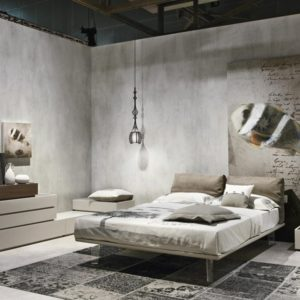 Camera Matrimoniale Moderna Tomasella Notte e Logica 7