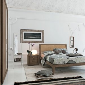 Camera Matrimoniale Moderna Tomasella Notte e Logica 8